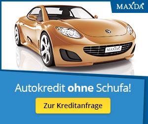 Jetzt Auto ohne Schufa finanzieren!