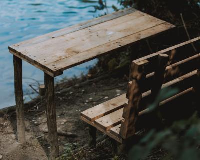 Anleitung für DIY Holzreste